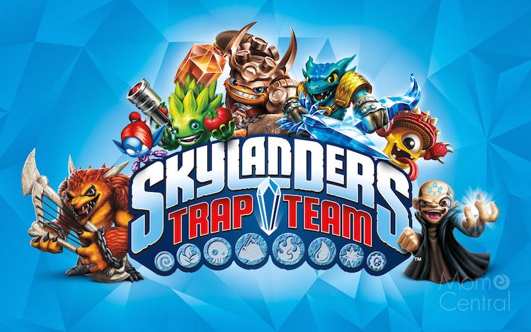 Skylanders Trap Team 2