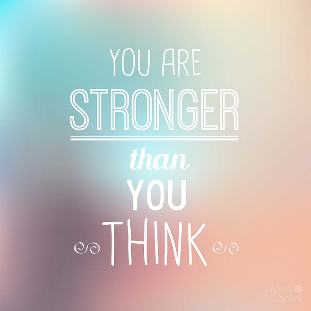 Image result for stronger you
